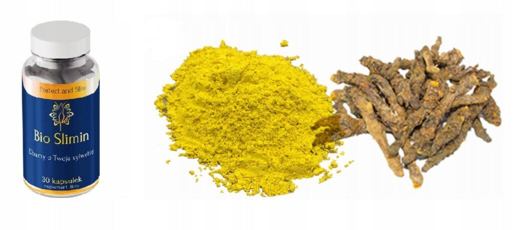 BioSlimin - jaki skład zawierają kapsułki?