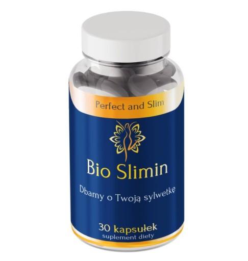 BioSlimin kapsułki - opinie, skład, cena, gdzie kupić?